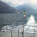 Lake Como, Lombardy, from hydrofoil 'Voloire'