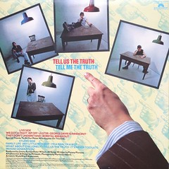 Sham 69 - Tell Us The Truth, LP Record Vinyl Album (firehouse.ie) Tags: uk england music records london rock concert inch truth punk long track play britain 33 song live album label gig vinyl tracks double player cover albums single lp record 70s anarchy wax 12 69 1970s disc 13 sleeve songs recording sham discs alternative rpm 12inch 33rpm hersham polydor elpee