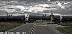Transport (Ricky L. Jones Photography) Tags: railroad canon landscape tracks trains rails landscapephotography wisconisn