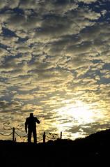 Sunrise (Sulafa) Tags: sky sun clouds sunrise syria  tartous