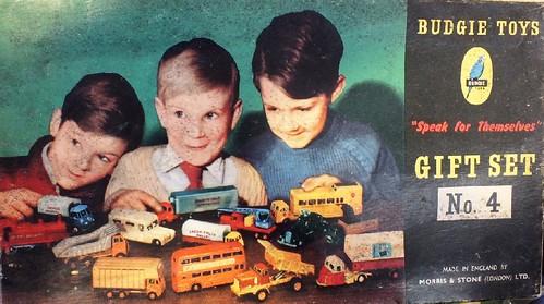 Budgie Toys Gift set