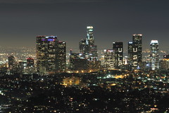 L.A. (A Sutanto) Tags: city night la los long exposure downtown angeles ckyline