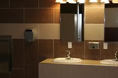 Toilettes du pavillon communautaire