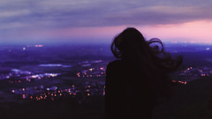 Flightless bird (Wandering Heart) Tags: morning clouds sunrise photography lights view wind bokeh hairflip wanderingheart claranebeling