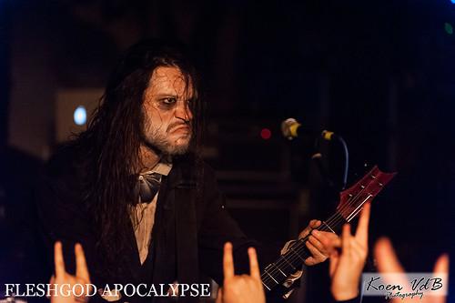 Fleshgod Apocalypse @Trix 19012014