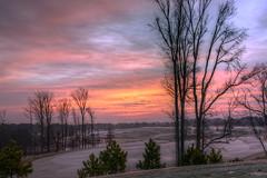 Sunrise 140209 (taduque) Tags: morning sky sun sunrise landscape dawn twilight northcarolina raleigh daybreak morningsky firstlight tadsunrise sunrisedaily sunriseonly lonniepoolegc