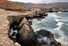 Los Escullos (10) (juanmerkader) Tags: ocean travel sea españa naturaleza beach mar spain nikon playa tourist almería cabodegata oceano turista losescullos blinkagain