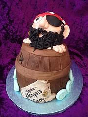 image (rolipayne) Tags: cake barrel pirate morgan recent 3d3