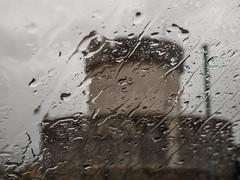 Dubrovnik Minceta @ rain (fjakone) Tags: tower cars window wet water rain weather project shower drops focus day rainyday croatia drop rainy raindrops dubrovnik rainwater windshild hrvatska fokus mineta dubrovnikneretvacounty projectweather