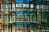 Urban Geometries #4 (stedef) Tags: city paris reflection building glass geometry edificio line linea città vetro parigi geometria riflesso olétusfotos mygearandme