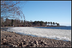 Ice on the lake is gone (mmoborg) Tags: sweden sverige mmoborg
