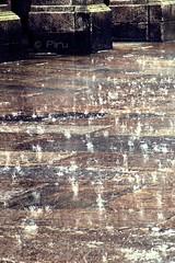 El ritmo de la lluvia (Piruletadecafe) Tags: street water rain stone calle drops lluvia agua gotas santiagodecompostela piedra contigo ricohcx1