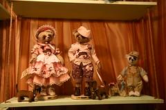 IMG_8555 (Yumi) Tags: art teddy russia handmade moscow ooak exhibition moscowfair2014 mosfair2014