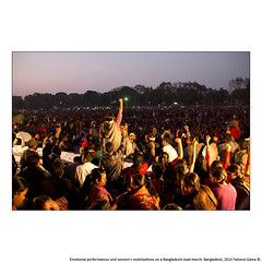 Emotional performances and women's mobilizations on a Bangladeshi road march - Fabiene Gama (Royal Anthropological Institute's Education Dept.) Tags: women activism britishmuseum emotions bangladesh performances royalanthropologicalinstitute anthropologyandphotography