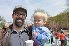 2014-04-19 11.57.26 (whiteknuckled) Tags: park street party easter center rob girard kennedy rec 2014