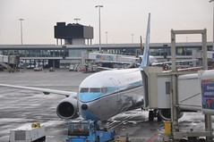 Schiphol (sfPhotocraft) Tags: holland plane airport klm schiphol ams 2014 boeing737