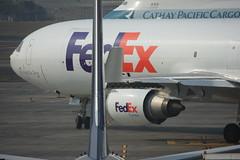 N587FE McDonnell Douglas MD-11(F) (cn 48489/492) FedEx.