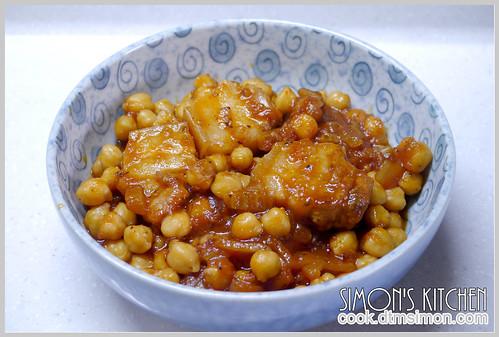 茄汁鷹嘴豆燒豬肉12