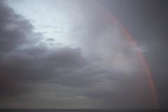 Rainbow (Alex Bamford) Tags: sea rain shower sussex rainbow brighton hove horizon alexbamford wwwalexbamfordcom alexbamfordcom