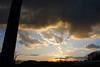 20150206_004_2 (まさちゃん) Tags: 夕陽 雲 空 富士山 夕焼け 茜色 夕焼け空