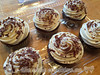 Chocolate Cupcakes with Baileys Icing