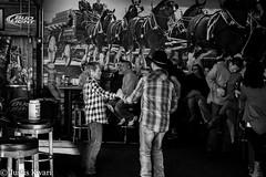 Do-Si-Do (justis.kivari) Tags: city music bar fuji tn nashville dancing tonk honky xe1