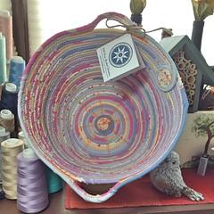 "Large Egg Basket #0551 • <a style=""font-size:0.8em;"" href=""http://www.flickr.com/photos/54958436@N05/16307383018/"" target=""_blank"">View on Flickr</a>"