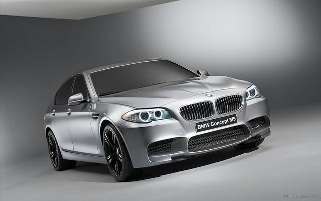 car bmw concept m5 2015