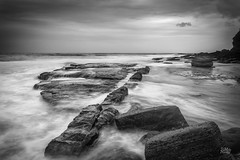 Bungan (Mike Hankey.) Tags: sunrise focus published seascapes bungan