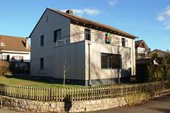 Fassadensanierung Wohlen