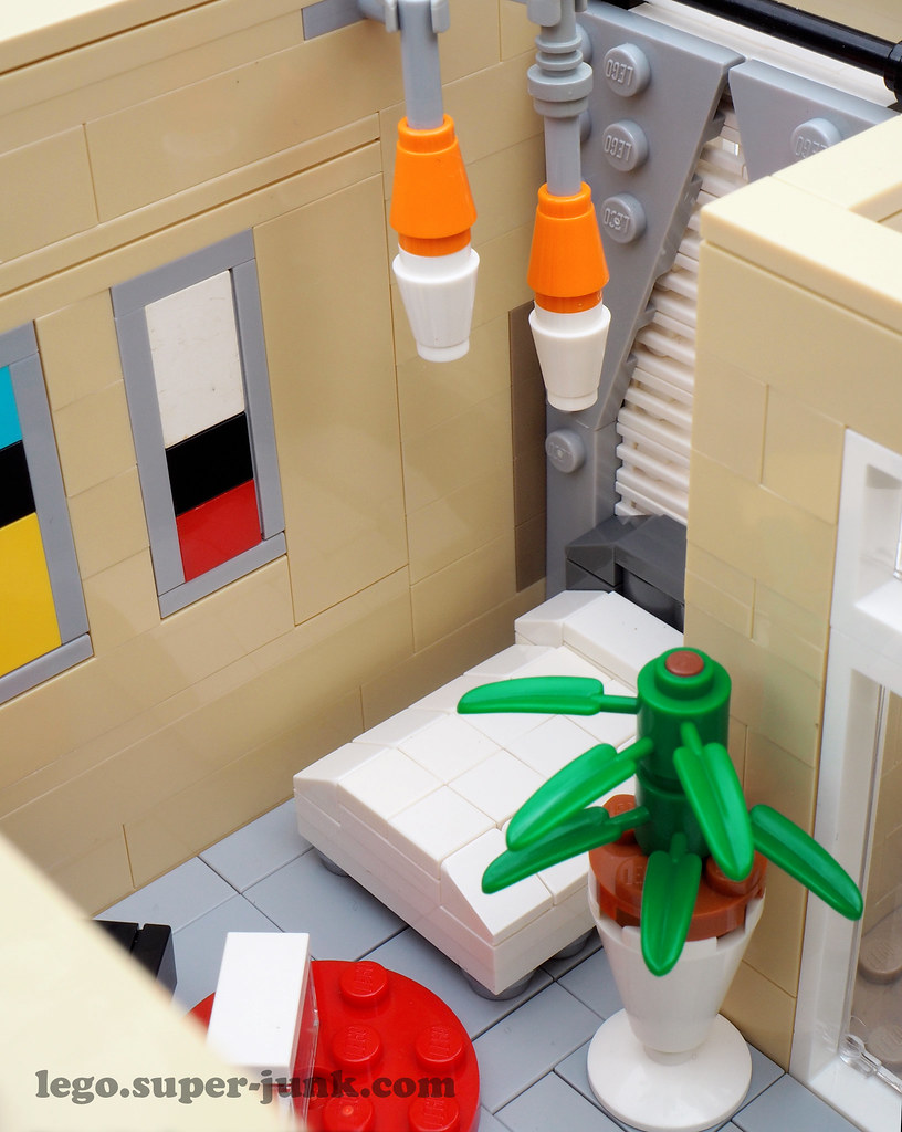 The world 39 s best photos of dollhouse and moc flickr hive mind - Lego house interior ...