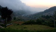 Ooty, sunset