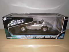 1:18 Chevrolet Corvette Stingray Grand Sport (Bratzshadi18) Tags: fall chevrolet sport stingray 5 fast grand greenlight limited edition corvette furious 1963 118 2011
