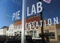Pie & Conversation (The Goat Whisperer) Tags: pie lab alabama greensboro