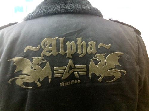 Alpha Dragons