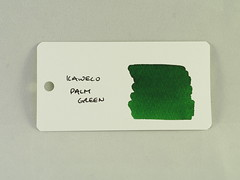 Kaweco Palm Green - Word Card