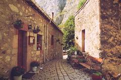 BULNES (patoche 38) Tags: old stone spain alley village pierre pueblo asturias ruelle viejo piedra bulnes callejuela vieuxvillage