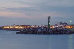 (Moran Tsai) Tags: longexposure lighthouse taiwan kaohsiung  haida ndfilter fishingport nd64  nd18 pentaxk30 hdda70mmf24limited
