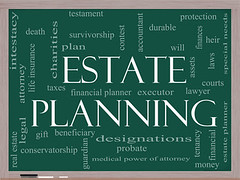 Estate planning (fosterlinda001) Tags: life cloud white money black word real death chalk power estate board eraser unitedstatesofamerica contest plan special medical will planning gift taxes concept needs protection financial blackboard lawyer heir insurance planner legal guardian laws attorney assets accountant durable probate finances designations executor charities beneficiary tenancy survivorship intestacy conservatorship