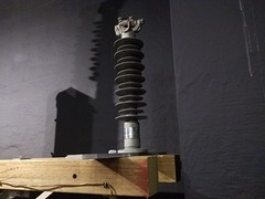 Insulator (Alex-Boy) Tags: canada dam columbia british hydroelectric bchydro hydroelectricity
