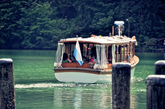 Boat trip (mlbp372) Tags: bayern bavaria boot boat schiff knigssee schnau