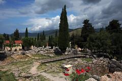 Archeological site (Vojinovic_Marko) Tags: travel ancient nikon hellas historic greece archeology mythology  grka nekromanteion d7200  nekromantion