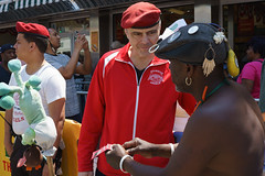 Curtis Sliwa (dtanist) Tags: new york city nyc newyorkcity newyork brooklyn zeiss island restaurant centennial sony contax angels carl coney a7 45mm guardian nathans curtis planar carlzeiss sliwa