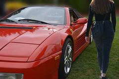 Ferrari (swong95765) Tags: woman beauty car style ferrari vehicle expensive luxury sportscar panache