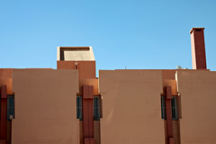 Walls and windows (abrinsky) Tags: atlasmountains morocco quarzazate mortrip08