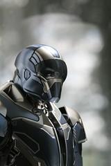 Hot Toys Shotgun (Starscream Soundwave) Tags: actionfigure photography mark ironman shotgun marvel xl avengers hottoys