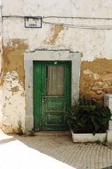 Olhao (f.omahony) Tags: green portugal walls olhao