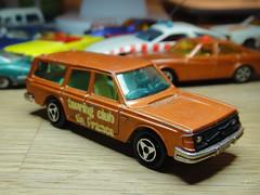 Majorette 220 Volvo 245 D 1976-1983 (mustonen.matias) Tags: car toy model 200 series majorette diecast