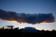 (Hlose Picot) Tags: sunset nature clouds volcano tramonto unesco sicily etna unescoworldheritage sicilia vulcano volcan sicile