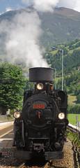 Zillertaler Dampfbahn (Roland_D.) Tags: alps train austria zillertal 2016